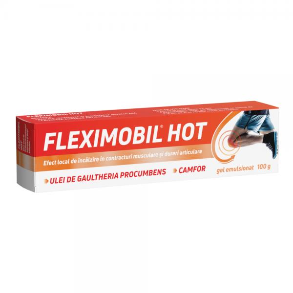 FLEXIMOBIL HOT gel emulsionat 100 g