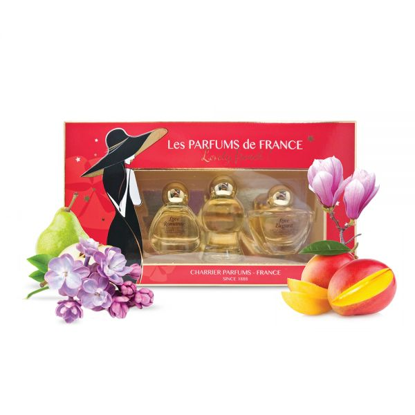 PARFUM DE FRANCE LOVELY FRENCH