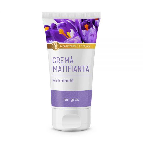 CASUAL Crema matifianta Ten Gras 50ml