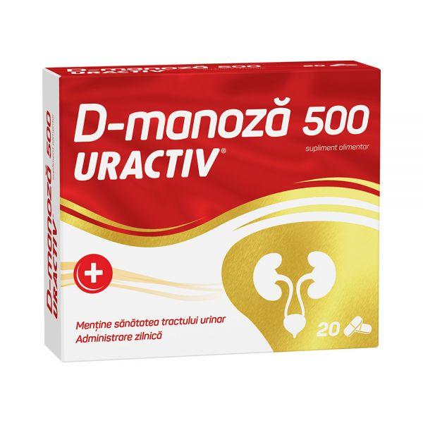 URACTIV D-MANOZA 2 bls x 10 cps
