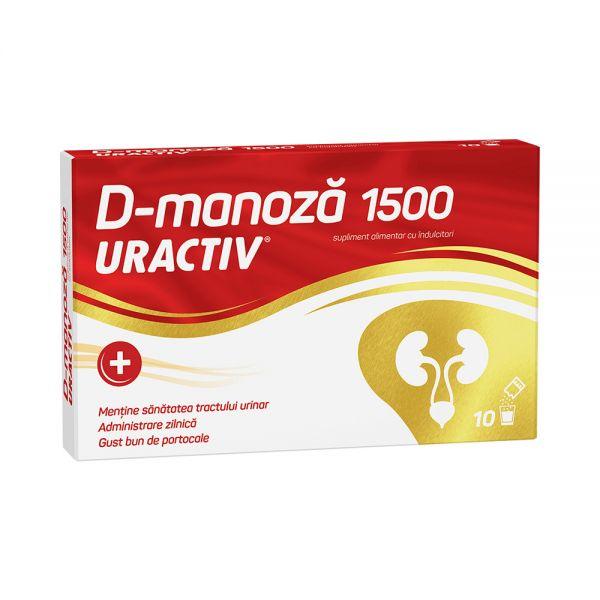 URACTIV D-MANOZA x 10pl
