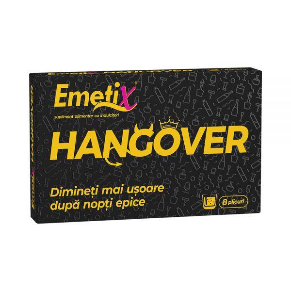 EMETIX HANGOVER x 8 pl