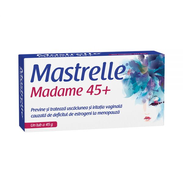 MASTRELLE MADAME gel vaginal 45g