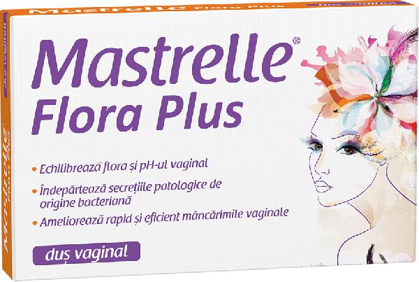 MASTRELLE FLORA PLUS x 10 pl dus vaginal