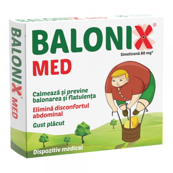 BALONIX MED 1 bls x 10 cpr mast