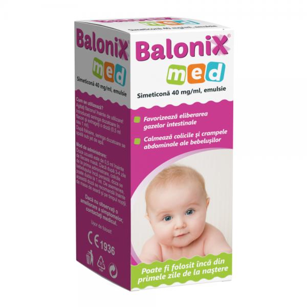 BALONIX MED emulsie 50 ml