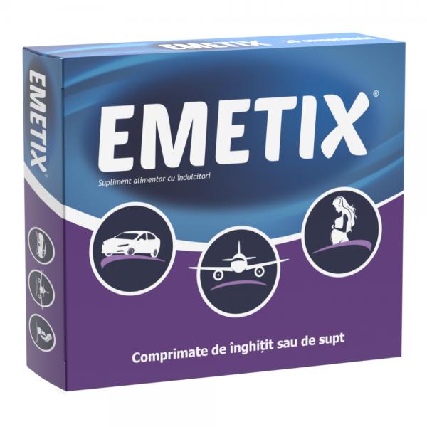 EMETIX 1 bls x 20 cpr
