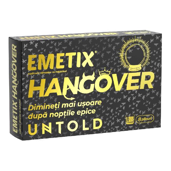 EMETIX HANGOVER x 8 pl - Ed. Untold