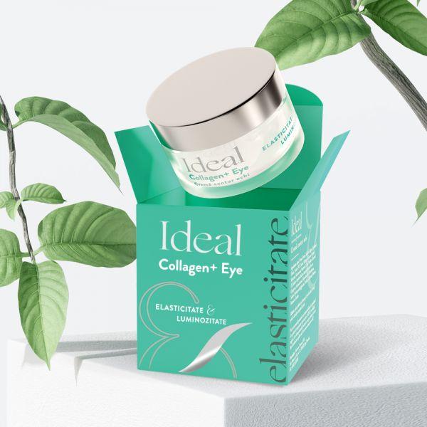 IDEAL Collagen + Eye Crema contur ochi x 15 ml