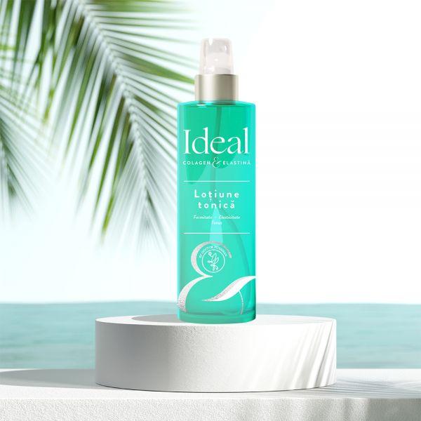 IDEAL Collagen & Elastina Lotiune tonica x 250 ml
