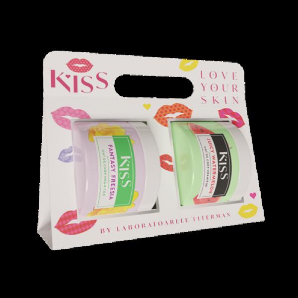 KISS-2 xUnt de corp FANTASY FREESIA+JUICY WATERMEL