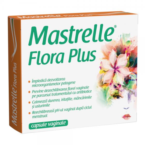 MASTRELLE FLORA PLUS 1 bls x 10 cps vag
