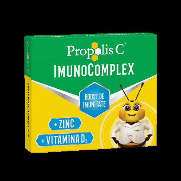 PROPOLIS C IMUNOCOMPLEX 1 bls x 20 cpr