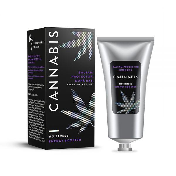 Balsam protector dupa ras Cannabis Vit A&Zn x 75ml