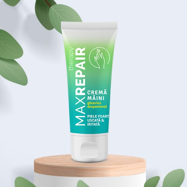 MAXREPAIR therapy CREMA MAINI glicerina x 50 ml