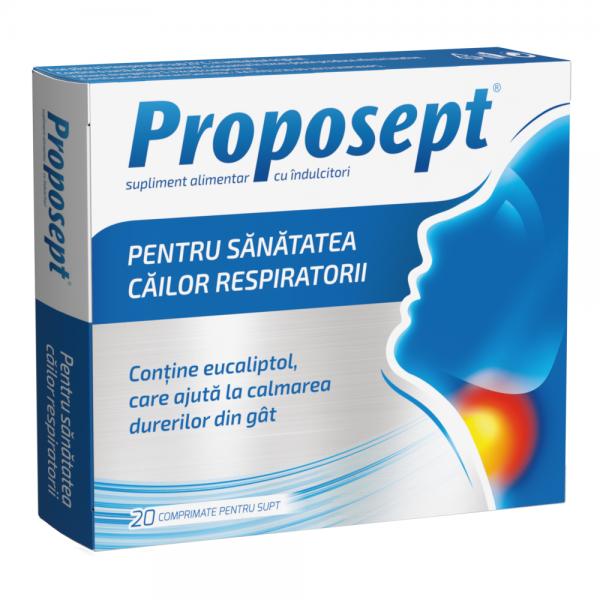PROPOSEPT 1 bls x 20 cpr