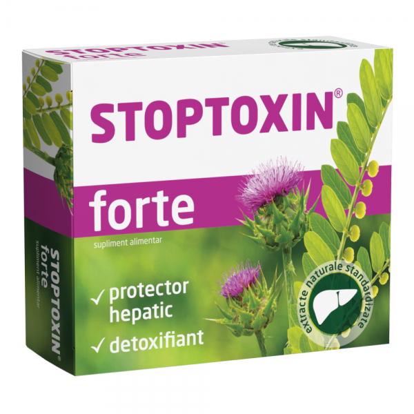 STOPTOXIN FORTE 3 bls x 10 cps