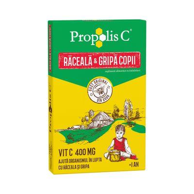 PROPOLIS C RACEALA si GRIPA COPII x 8 pl