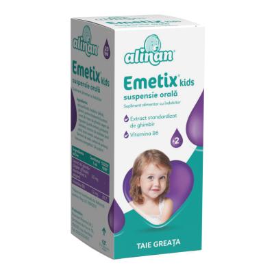 ALINAN EMETIX KIDS suspensie orala 20 ml