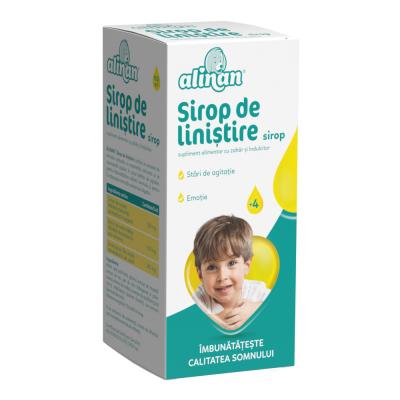 ALINAN SIROP DE LINISTIRE 150 ml