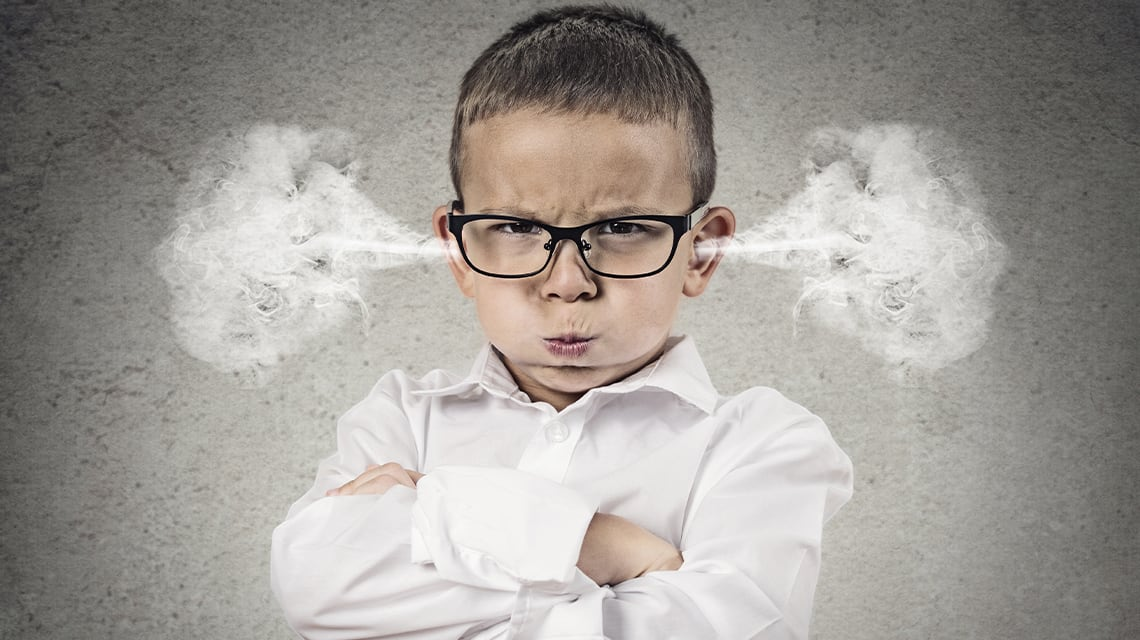 Stresul copiilor: cauze si solutii